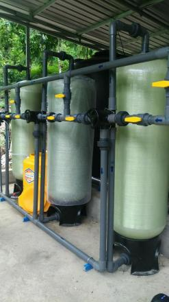 Training Watertreatment