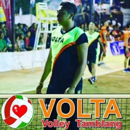 VOLTA VS SCORPIONS dalam Forkal Cup