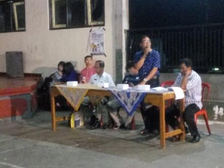 Pembinaan dan Penyuluhan Hukum dI Desa Tamblang