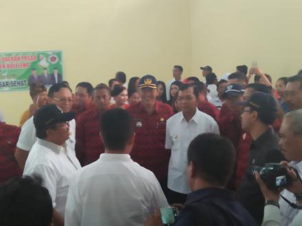 Kunker Bapak Bupati dan Wakil Bupati Buleleng di Desa Tamblang