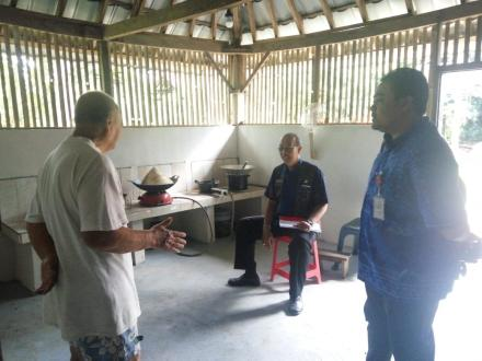 Dinas Perdagangan dan Perindustrian Survei Lokasi Usaha Kacang Kapri Bakor