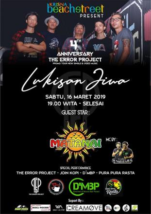 Launching Single Lukisan Jiwa Band TEP