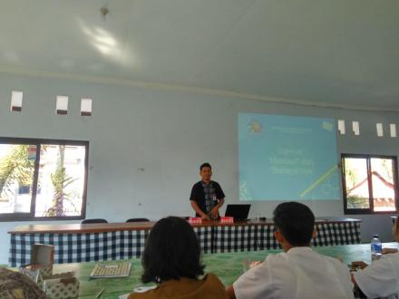 Pelatihan Website Oleh Dinas Kominfosandi Buleleng