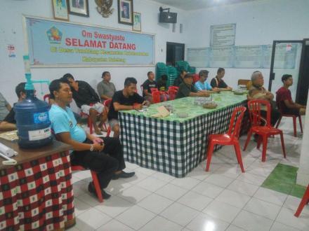 Mantapkan Volta Cup VI 2019, Pengurus Volta Adakan Rapat