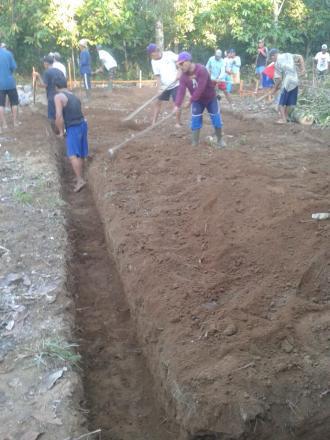 Pembangunan UPPO di Subak Tamblang