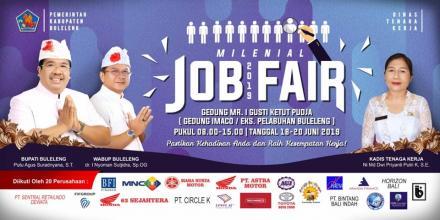 JobFair Tahun 2019