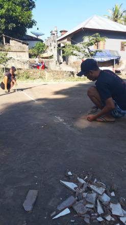 Service Lapangan Rumada Menjelang VOLTA CUP VI