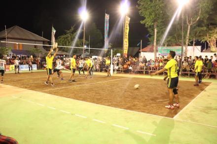 Hasil Pertandingan Hari Pertama Volta Cup VI